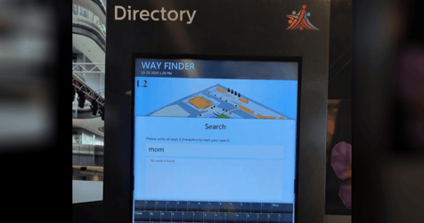 Search For Mom: Lost Child Uses Mall Directory To Find Mother, Netizens Suggest Possible New Functions