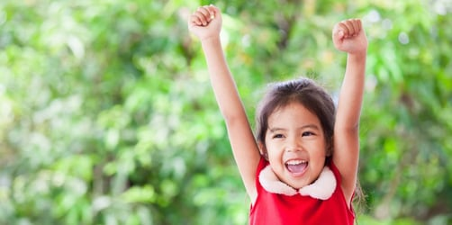 Raising Resilient Children Starts With The Right Nutrition From Young