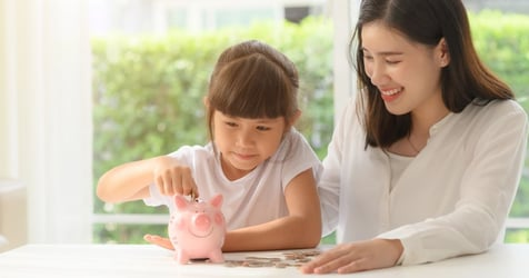 5 Ways To Motivate Your Child To Save Money