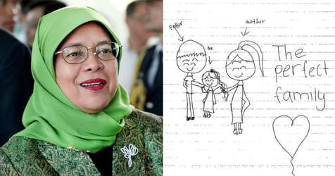'I need my father': Daughter of Death Row Inmate Pens Letter To President Halimah, Asks To 'Let Him Out'
