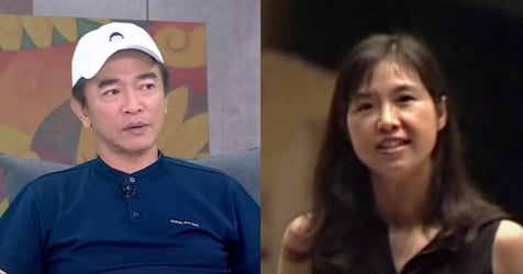 'A good father but not a good husband': Taiwanese Host Jacky Wu Opens Up About His Marriage