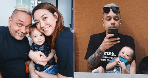 Class 95 DJ Vernon A On Parenting A Toddler at 48, Getting Ready For Another Baby