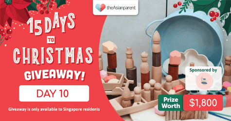 theAsianparent's 15 Days To Christmas Giveaway 2020: Day 10 of 15