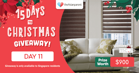 theAsianparent's 15 Days To Christmas Giveaway 2020: Day 11 of 15