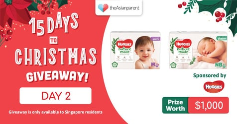 theAsianparent's 15 Days To Christmas Giveaway 2020: Day 2 of 15
