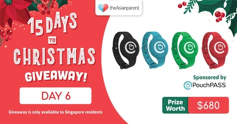 theAsianparent's 15 Days To Christmas Giveaway 2020: Day 6 of 15