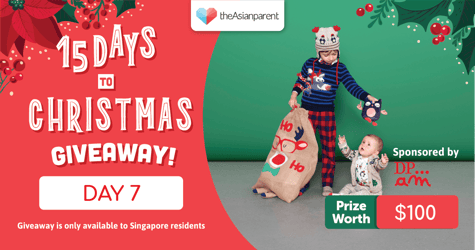 theAsianparent's 15 Days To Christmas Giveaway 2020: Day 7 of 15