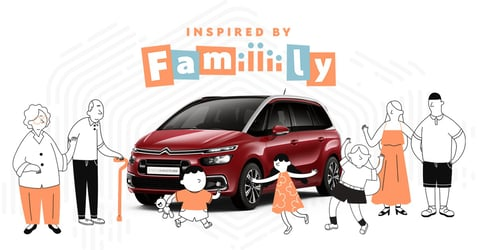 The Citroën Grand C4 SpaceTourer – Inspired By Family, For Family