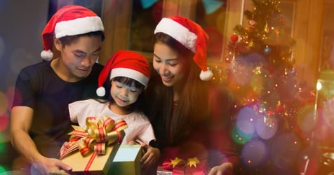 Christmas Gifts Singapore: For Kids, Teens and the Whole Family