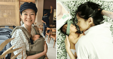 Severe Mood Swings And Crying Spells: Sheila Sim Says She Felt Like A Failure Taking Care Of Baby Daughter