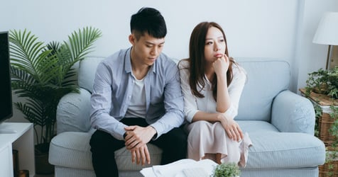 Most Couples Are Less Satisfied When The Woman Earns More