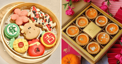 Unique Chinese 'Niu' Year Snacks And Goodies To Binge On This Year