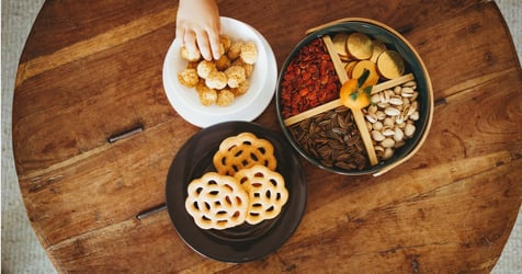 Low Fat Chinese New Year Goodies To Snack On