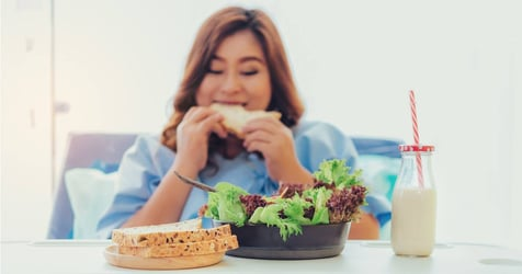 Eating During Labour: Hungry Mamas? I Feel You!