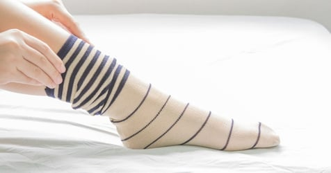 Here's Why You Need Compression Socks During Pregnancy