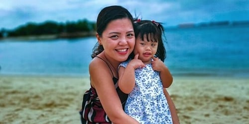 Mum Shares How Raising A Daughter With Down Syndrome Inspired Her To Help Others