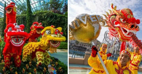 Lion Dance In Singapore: 7 Best Places To See Performances & Displays