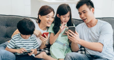 Keeping Young People Safe Online During The Hyperconnected World Of A Pandemic: What Can Parents Do?