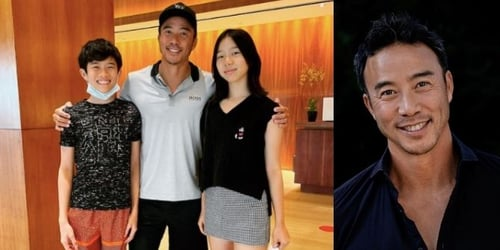 Exclusive Interview: Actor Allan Wu Talks About Parenting And How He Is Helping His Daughter Get Into An Ivy League School