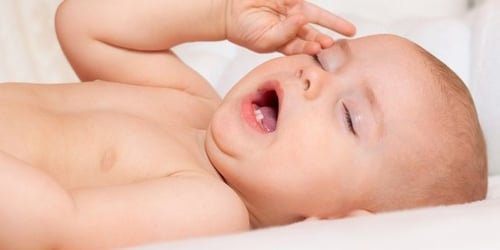 Does Your Baby Blink A Lot? Here's Why It Is A Cause For Worry