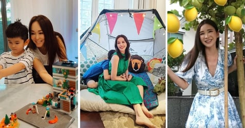 How Local Celebrity Mums Are Spending The School Holidays