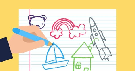 Artist Reveals Top Drawing Hacks All Homeschooling Parents Should Know About