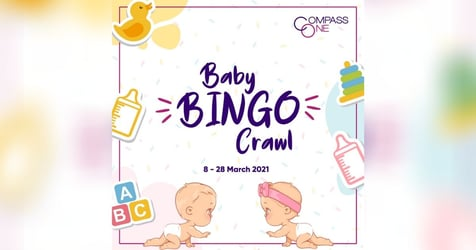 Compass One Hosts Singapore's First-ever Augmented Reality-powered Baby Crawling Contest on Instagram