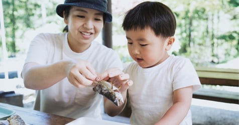 How To Feed Your Kids Seafood The Safe And Healthy Way