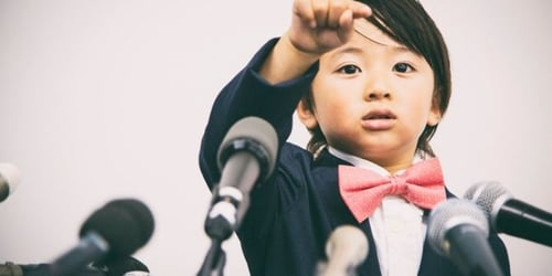 12 Ways To Help Your Child Get Over Public Speaking Phobia
