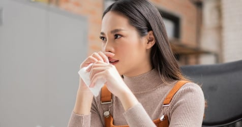 The Loss Of Smell Caused By COVID-19 Doesn't Always Go Away Quickly – But Smell Training May Help