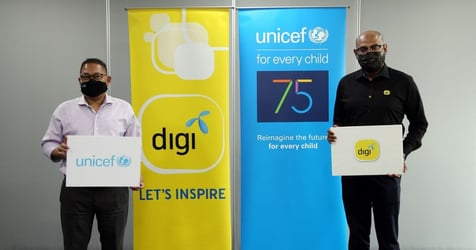 UNICEF And Digi Strengthen Long-Standing Commitment To Protect Child Rights