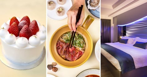 ONE°15 Marina Sentosa Cove Rolls Out Red Carpet For Mums On Mother's Day