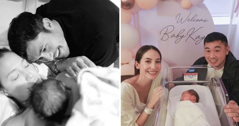 8 Celebrity Babies And Their Famous Parents Who Made 2021 Beautiful