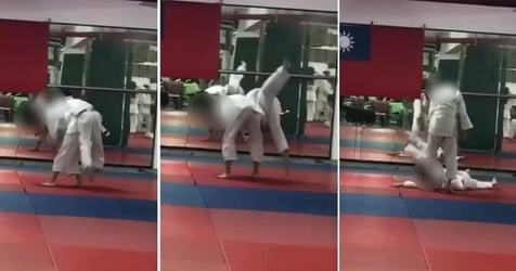 A 7-year-old Taiwanese Boy In Coma After Being Thrown 20 Times In Judo Class