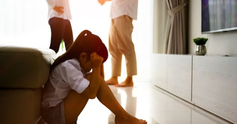 How Domestic Violence Affects Children's Health