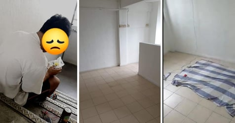 Kind Strangers Buy Fans, Mattresses & Pillows For Orphans Staying In Empty Rental Flat