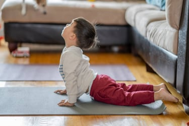 [21 May 2021] Health & Fitness of Your Growing Up Child