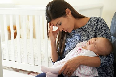 How To Tackle Postpartum Depression In The Post Pandemic Era