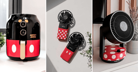 Disney X Mayer Brings Mickey & Minnie Into Your Home This April