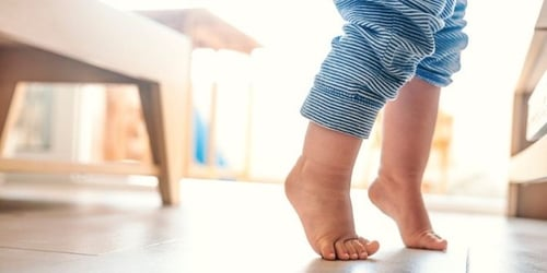 Toe Walking In Toddlers: What's Normal And What's Not