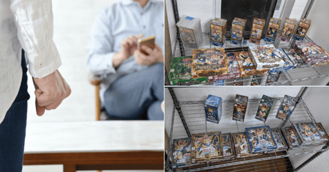 Woman From Japan Sells Cheating Husband's Yu-Gi-Oh! Card Collection As An Act Of Revenge
