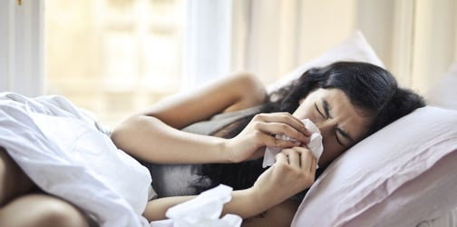 COVID Or Stomach Flu: How Do You Know The Difference?
