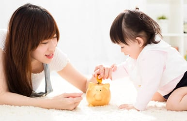 5 Fun Ways To Teach Your Primary School Kids About Money In Everyday Life