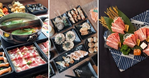 Best Japanese Buffets In Singapore: Cost And Promotions
