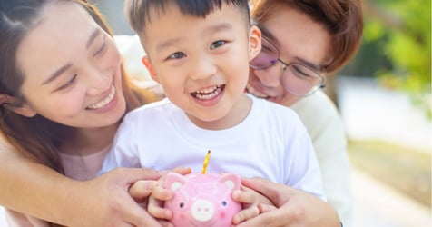 How I Taught My Child Money Parenting At Home