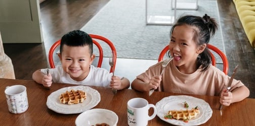 How Much Portion Of Food Should Your Two-Year-Old Eat Daily?