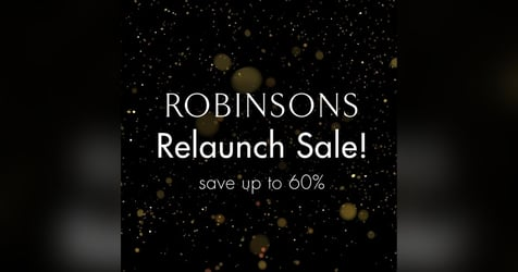 Robinsons Online Set To Launch With Over 200 Specially - Curated Brands, Including New-to-Robinsons Labels