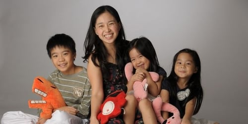 Single Mum-of-three Overcame Depression To Become One Of S'pore's Most Successful Entrepreneurs