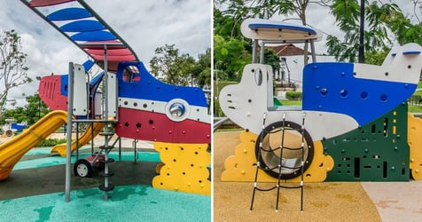 Seletar Aerospace Park: A Must See Spot For Some Great Family Fun