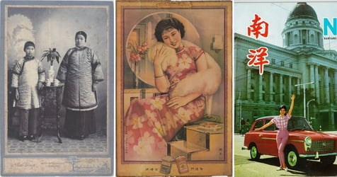 Discover The History And Evolution Of Modern Women In Singapore Through Fashion